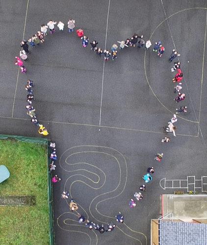 Coeur avec tout le monde