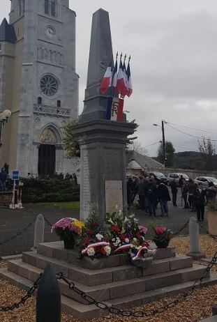 Monument aux Morts de Bénéjacq